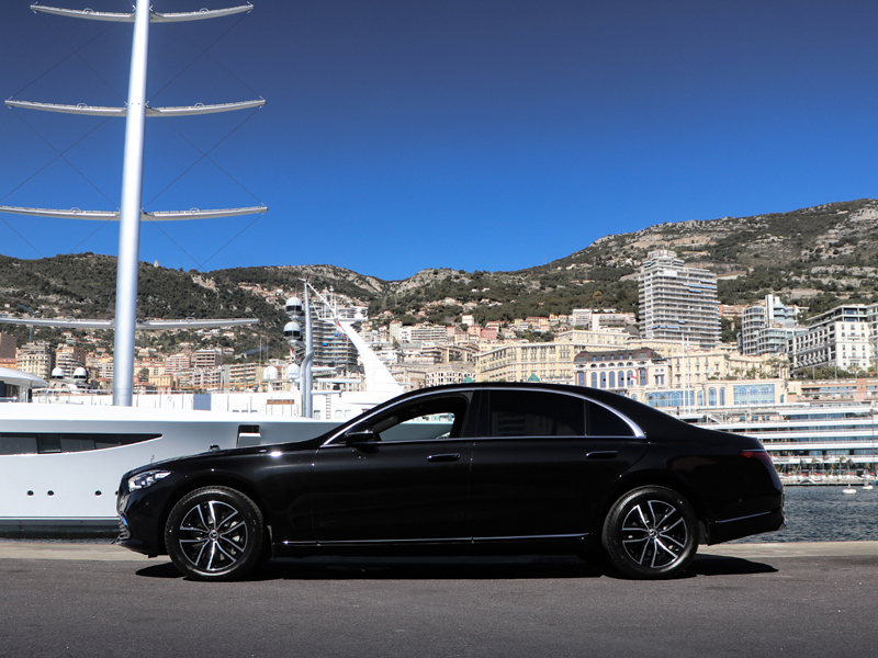 аренда авто S-класс 350