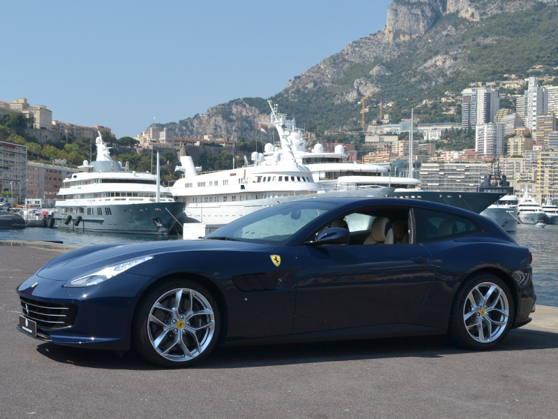 for rent GTC4Lusso Ferrari - Monaco Luxury Rent