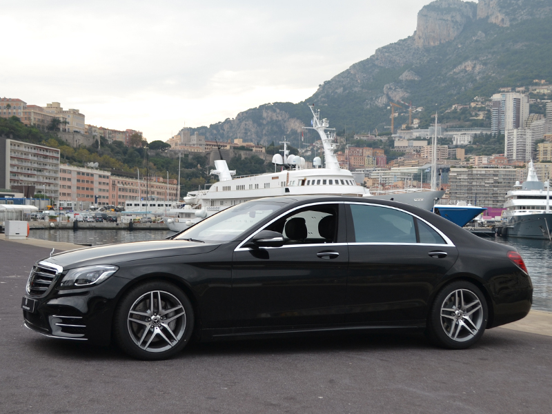 for rent Classe S 500 Mercedes-Benz - Monaco Luxury Rent
