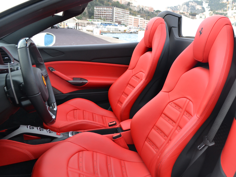 location auto monaco 488 Spider Ferrari - Monaco Luxury Rent