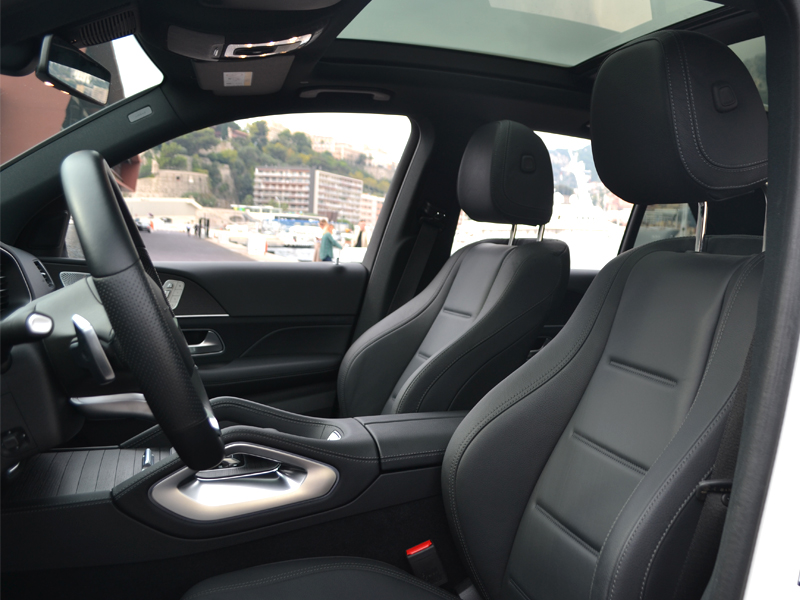 location auto monaco GLE Mercedes-Benz - Monaco Luxury Rent