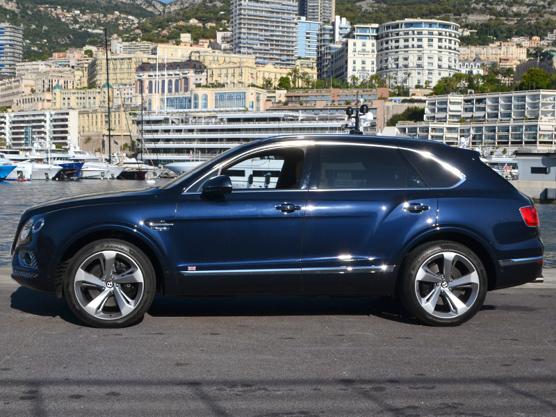 location auto Bentayga Bentley - Monaco Luxury Rent