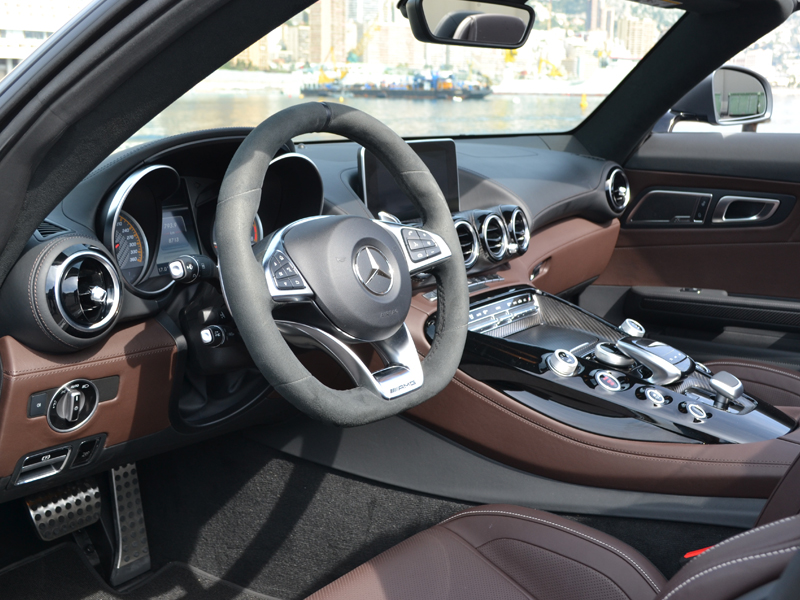 a louer AMG GT Roadster Mercedes-Benz - Monaco Luxury Rent