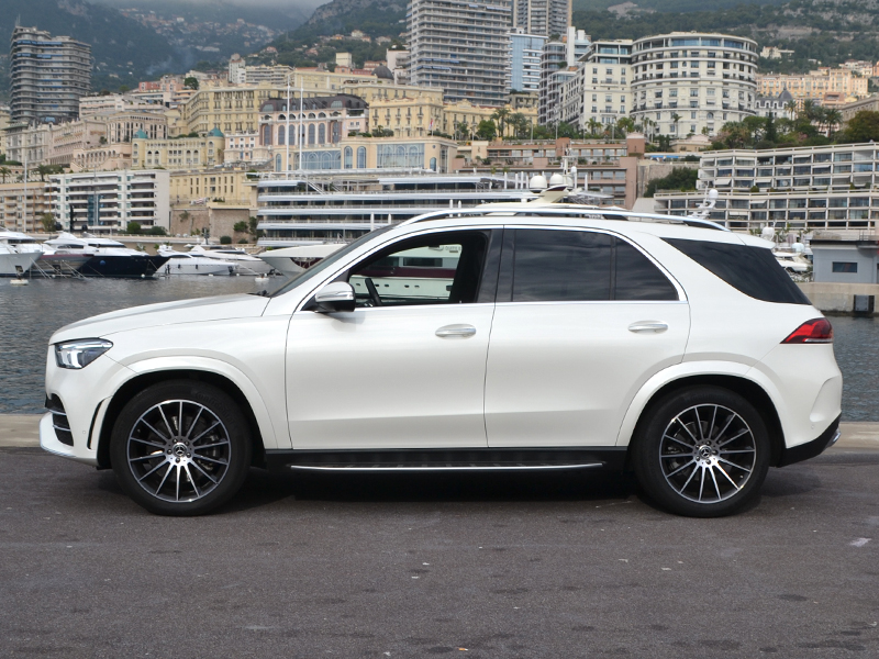 location auto GLE Mercedes-Benz - Monaco Luxury Rent