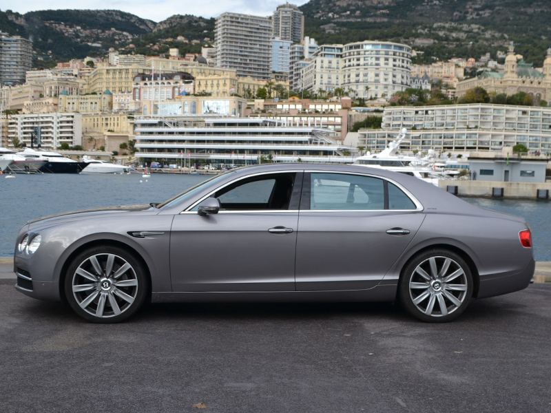 car rental Flying Spur Bentley - Monaco Luxury Rent