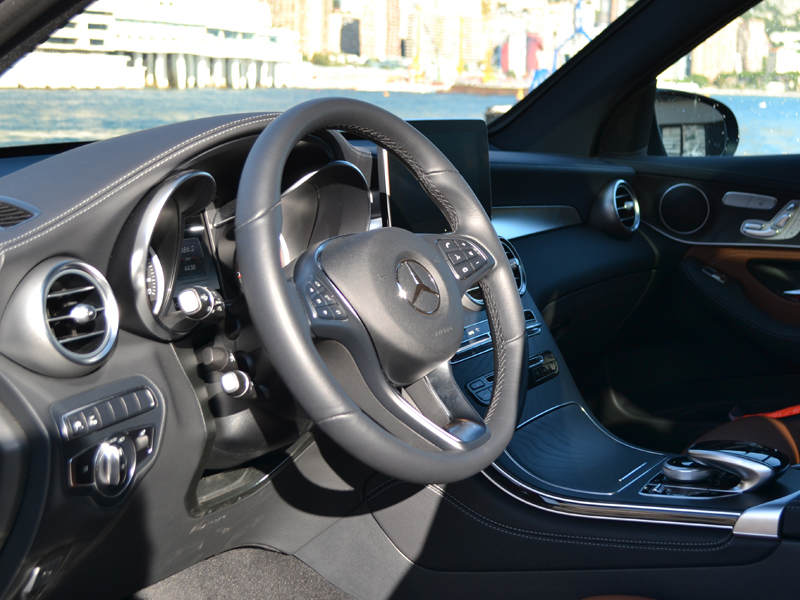to rent GLC Mercedes-Benz - Monaco Luxury Rent