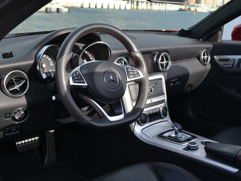 to rent SLC Mercedes-Benz - Monaco Luxury Rent