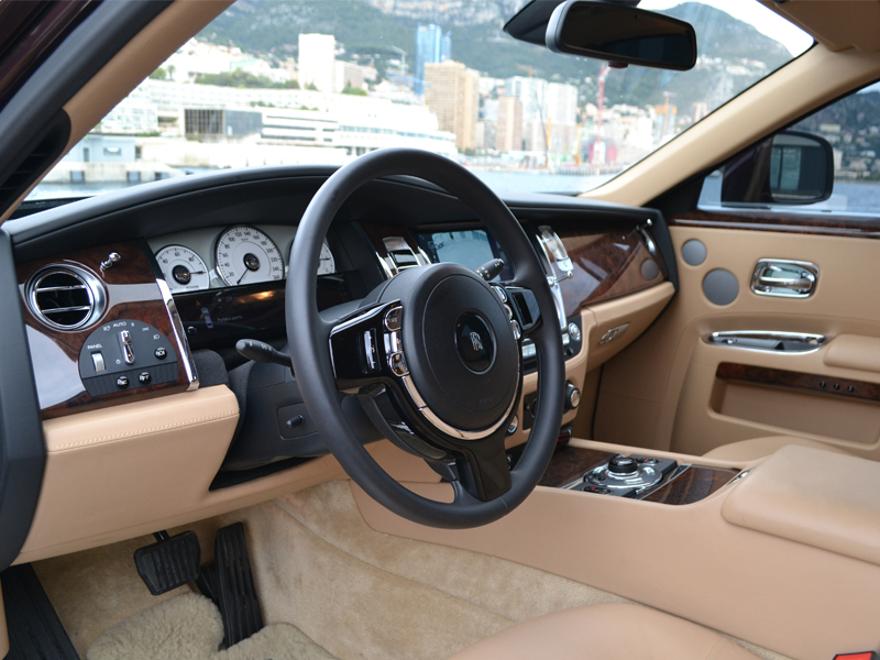 to rent Ghost Rolls-Royce - Monaco Luxury Rent
