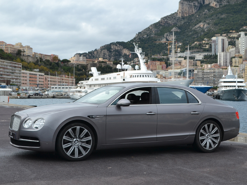 for rent Flying Spur Bentley chez Monaco Luxury Rent
