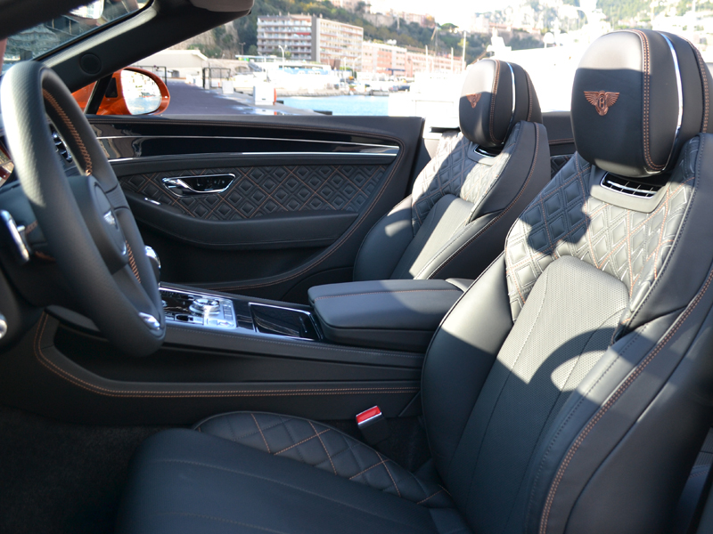 car rental monaco GTC Bentley - Monaco Luxury Rent