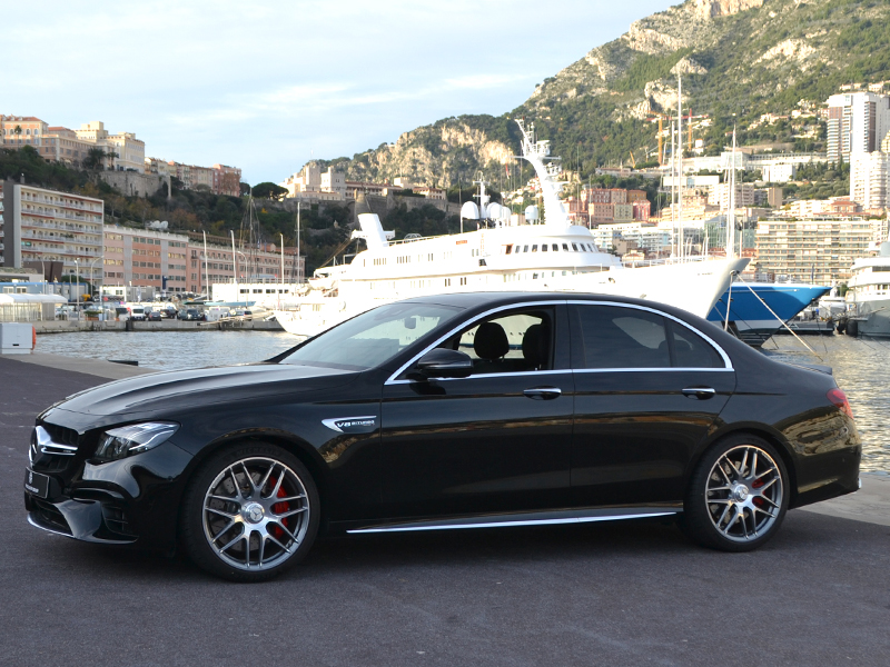 for rent Classe E Mercedes-Benz chez Monaco Luxury Rent